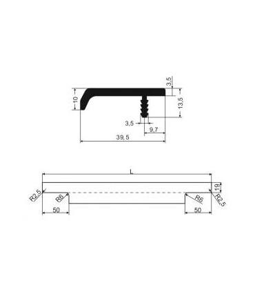 kľúč WR0102 250 mm,francúzky