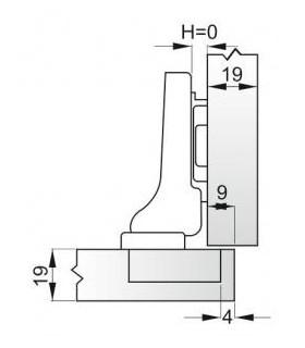 pásmo CR-001 oceľové 20m