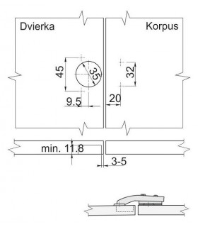 Rukavice PLOVER 10, pletené, polyester