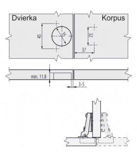 Sada kluc KF0143-0008 • 10 dielna, 6-22 mm