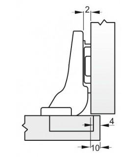 Uholnik DY-5007-1 • 400 mm, Alu