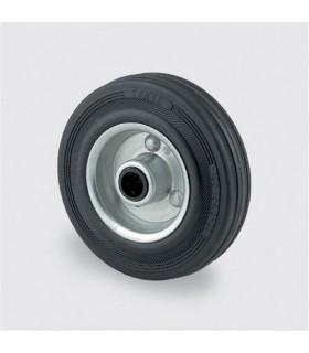Zátka 30x30, 1.0-2.5mm, čierna